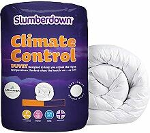 Slumberdown Klimakontrolle Doppelbett, 13,5 tog
