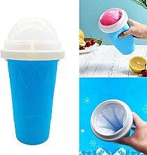 Slushy Ice Maker Cup, Slush Ice Becher Slushy