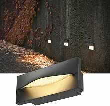SLV - ADI, Outdoor Wandeinbauleuchte, LED, 3000K,