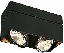 SLV Halogen Deckenlampe KARDAMOD für eine