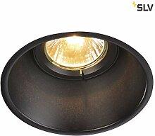 SLV LED Einbau-Strahler HORN-T, rund, schwenkbar ,