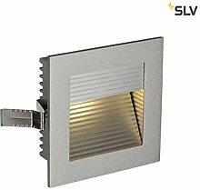 SLV LED Einbauleuchte Frame Curve | Wand- und
