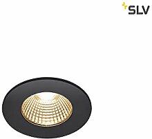 SLV LED Einbaustrahler PATTA I, dimmbar | LED