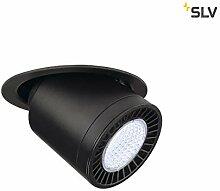 SLV LED Einbaustrahler SUPROS 2100lm, rund,