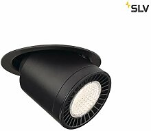 SLV LED Einbaustrahler SUPROS 3150lm, rund,