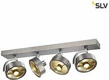 SLV LED Strahler KALU QPAR111 dreh- und schwenkbar