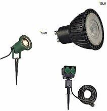 SLV LED Strahler NAUTILUSXL im 3er Set +