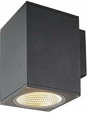 SLV LED Wandlampe ENOLA SINGLE S für die