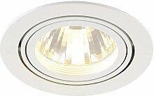 SLV NEW TRIA DISK Leuchte Indoor-Lampe Aluminium