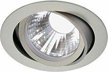 SLV NEW TRIA LED DISK, Deckeneinbauring, rund,