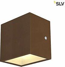 SLV Wandlampe SITRA CUBE für die effektvolle