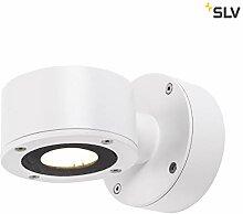 SLV Wandlampe SITRA mit einstellbarem