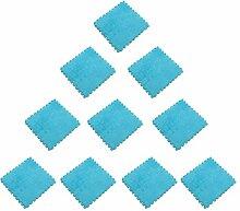 SM SunniMix 10pcs 30x30cm Eva Puzzlematte