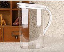 SM SunniMix 2.1L Glas Wasserkaraffe Wasserkrug