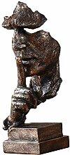 SM SunniMix Abstrakte Figur Dekofigur Skulptur