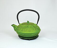 smaajette Teekanne Dalian Inhalt 1,1 l grün