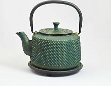 smaajette Teekanne Koshi Inhalt 0,8 l grün Kannen