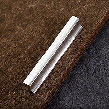 Smal Raum Aluminum Streifen modern minimalistisch Schrank Schrank Tür Remis