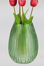 Small-Preis Blumenvase Grün Glas im Top Aktuellen