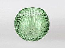 Small-Preis Kugelvase Grün Glas im Top Aktuellen