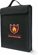 smallsci Feuerfestes Dokument Tasche Silikon
