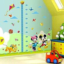 Smart Art Disney Mickey Mouse Messlatte