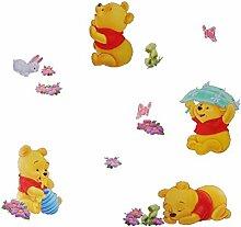 Smart Art Disney Wandaufkleber Winnie The Pooh