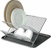 Smart Design Abtropfgestell für Geschirr,