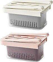Smart Design Kühlschrank Ausziehbare Mülleimer