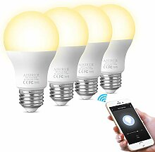 Smart Lampe WLAN Glühbirnen Wifi Led Light Bulb