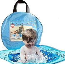 Smart Planet® Pop-Up Strand Pool für Kleinkinder