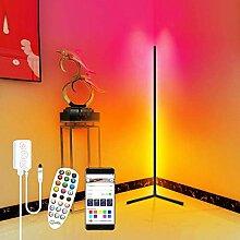Smart RGB Stehlampe Ecke Wand Dimmbar Kinderzimmer