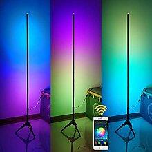 Smart RGB Stehlampe LED Stehleuchte Eckleuchten