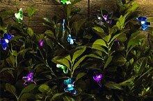 Smart Solar 3253MML Lichterkette, Schmetterling,