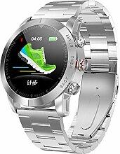 Smart Uhr Men, TechCode HD Touchscreen SmartWatch