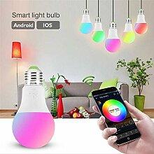 Smart Wifi Light Bulb 4.5w/ 7w Rgb Magic Light
