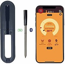Smart Wireless-Fleisch-Thermometer mit Bluetooth,