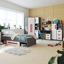 SMARTBett Jugendzimmer für Mädchen & Jungen GIT