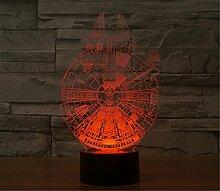SmartEra 3D optische Täuschung Star Wars Serie,