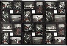 Smartfox Bilderrahmen Fotorahmen Collage für 24