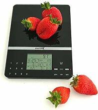smartLAB Diet Diät Küchenwaage/Nährwert