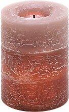 SmartLiving Rustikal Holz Spice Flammenlose Kerze
