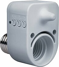 Smartwares Mikrowellen-Radar Bewegungsmelder, E27