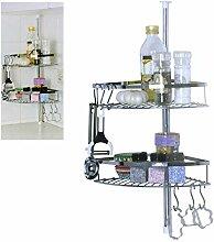 Smartweb Küchenregal Teleskopregal Küchen Regal