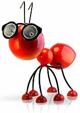 Smarty Gadgets - Gartenfigur rote Ameise mit