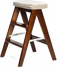 SMBYLL Leiter hocker massivholz kreative einfache
