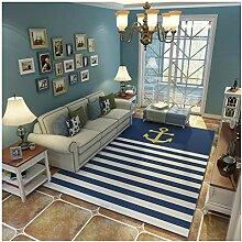 SMC Teppiche Mediterranean Blue Home Carpet
