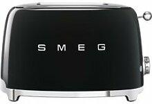 SMEG - 2-Scheiben ToasterTSF01, schwarz