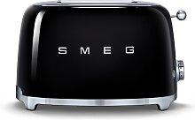 Smeg 2 Scheiben Toaster TSF01BLEU - Schwarz