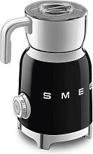 Smeg Milchaufschäumer MFF01BL - Schwarz